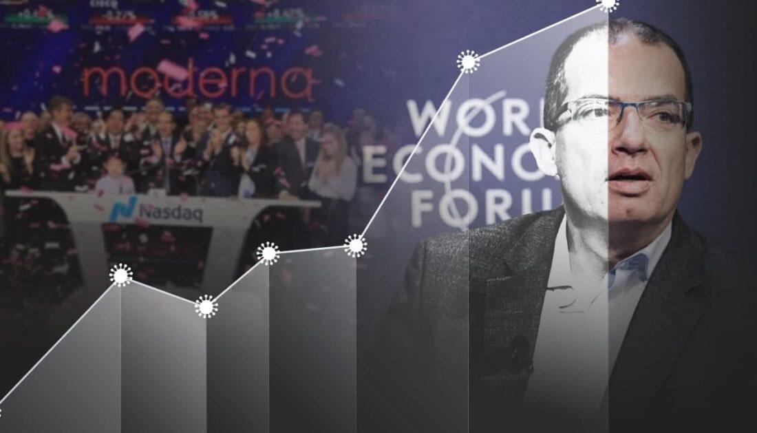 """Moderna: Ein Unternehmen, das ein """"Ave Maria"""" braucht"""